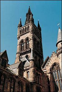 University of Glasgow Tower