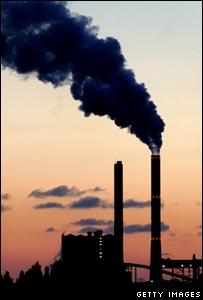 Chimney emitting smoke (Image: Getty)