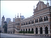 High Court, Kuala Lumpur, Malaysia (Picture: Linda Pressly)