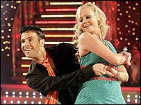 Emma Bunton on Strictly Come Dancing