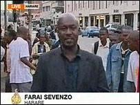 Al-Jazeera's Zimbabwe correspondent