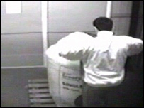CCTV footage of Omar Khyam