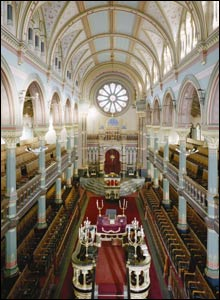 Princes Road Synagogue in Liverpool