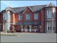 Builth Wells hospital (picture: Builth and Llanwrtyd Medical Practice)