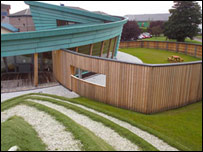 Inverness-based Maggie's Highland Cancer Caring Centre