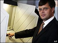 Dutch PM Jan Peter Balkenende