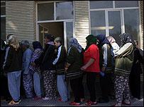 Women's shelter in Tehran