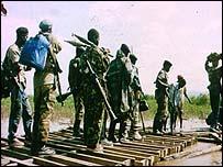 RPF soldiers