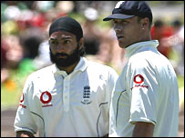 Panesar and Flintoff