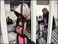 Tehran women's shelter