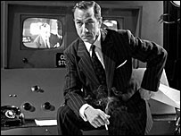 David Strathairn as Edward R Murrow in Good Night, and Good Luck