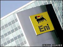 Eni building