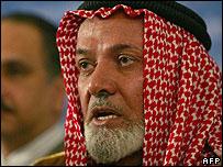 Leading Sunni cleric Harith al-Dhari
