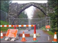 Hafod Arch