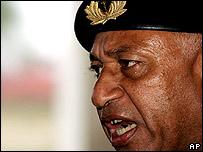 Cmdr Frank Bainimarama