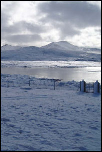 South Uist in April (Pic: Duncan John MacEachen)