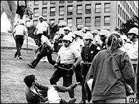 1968 anti-war protests