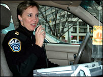 Capt Michelle Nuneville, Arlington, Virginia, Police Department