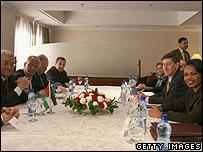Palestinian-US meeting