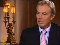 Blair accepts 'disaster' in Iraq