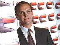 BSkyB boss James Murdoch