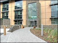 Welsh Assembly Government building, Merthyr Tydfil