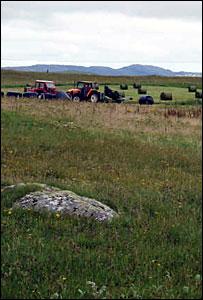 South Uist scene (Pic: Duncan John MacEachen)