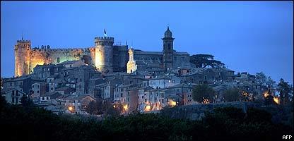 Castillo Odescalchi.