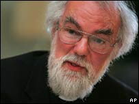 Dr Rowan Williams