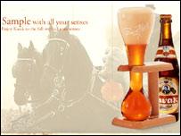 Пиво Kwak (иллюстрация с сайта bestbelgianspecialbeers.be)