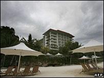 Hotel in Cebu - 8/12/06