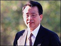 Bid chairman Han Seung-soo