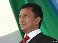 President of Madagascar Marc Ravalomanana. File photo