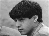 A young Jon Sopel