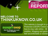 Think U Know website