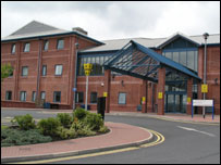 Rochdale infirmary