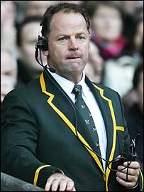 Jake White looks pensive as he reflects on South Africa's defeat