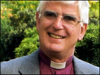 Bishop of Southwark Tom Butler