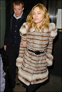Madonna.  Photo: Matrix