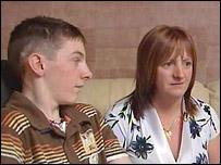 Sean and Jeanette Gardner (BBC)