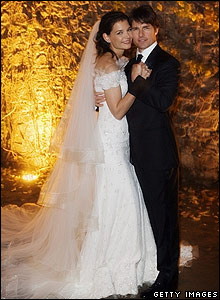 Official wedding photograph