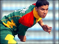 Mashrafee bin Mortaza