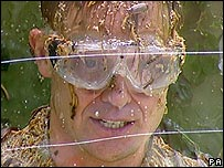 Jason Donovan in I'm a Celebrity Get Me Out of Here