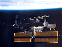 International Space Station  Image: Nasa