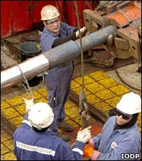 IODP drill (IODP)