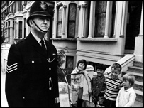 A still from Dixon of Dock Green