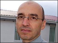 Christophe Girod, UN