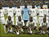 Zambia squad