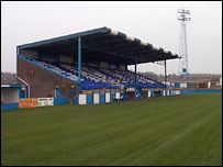 Barrow FC ground