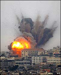 Israeli bombing of southern Beirut